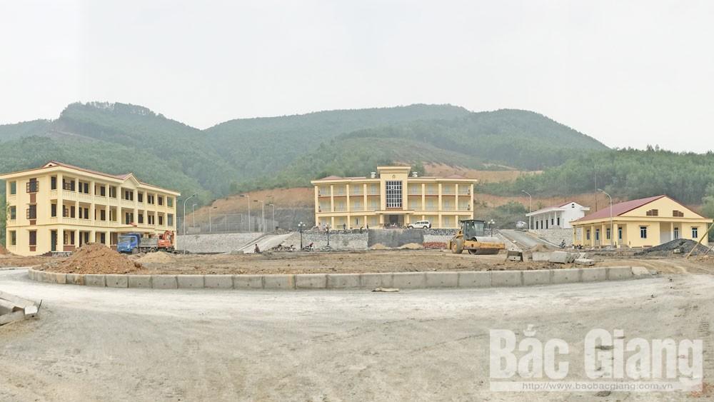 Ban CHQS huyện Sơn Động: Xây dựng doanh trại chính quy, sạch đẹp
